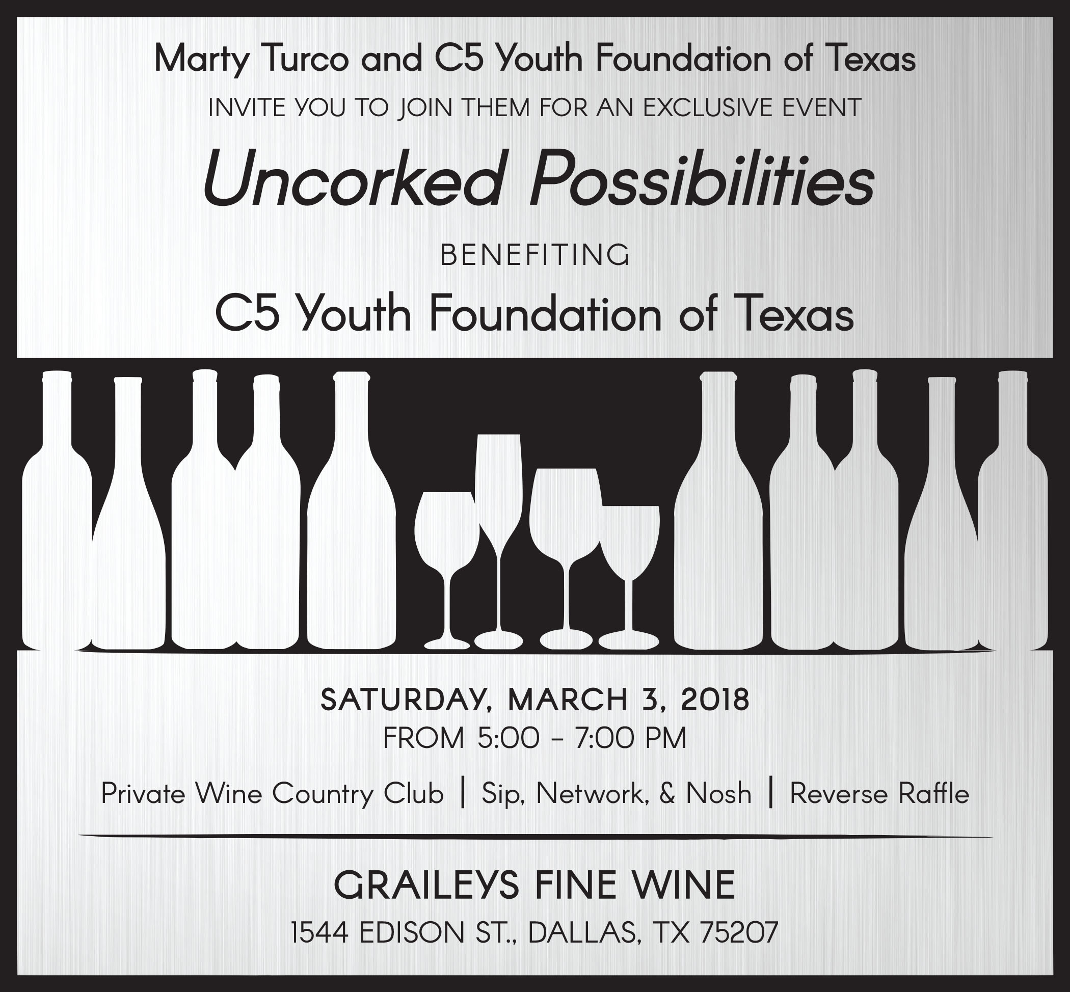 UNCORKED POSSIBILITES