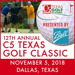 12th Annual C5 Texas Golf Classic
